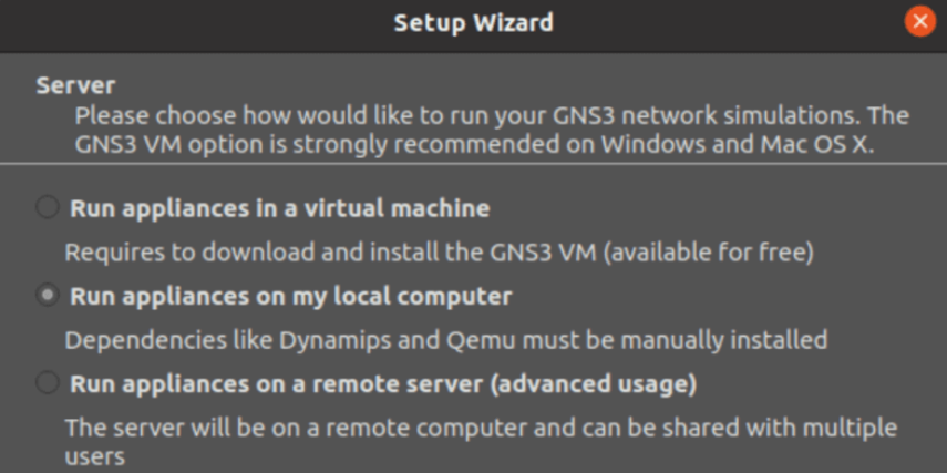 Install GNS3 on Ubuntu with ease